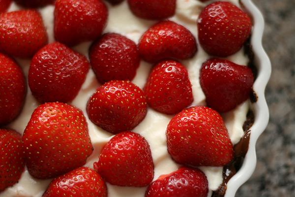 Nem og lækker jordbærtærte opskrift