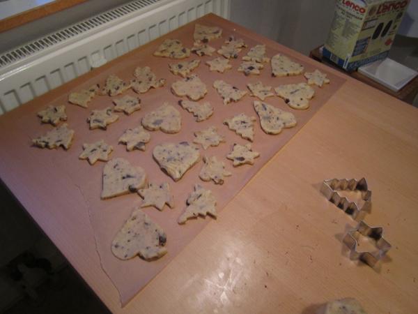 "Jul småkagebagning karrysuppe aka ""det muntre køkken"""