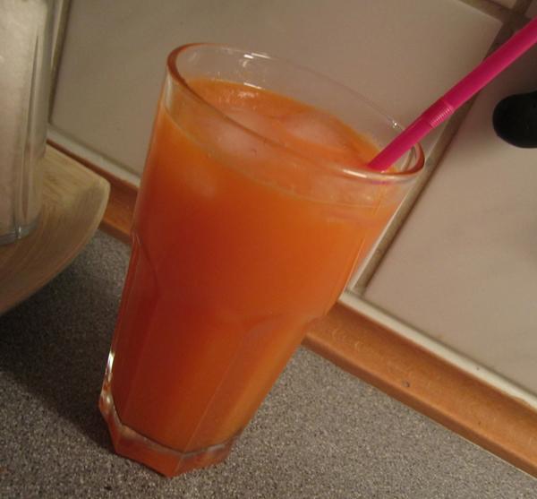 gulerodsjuice