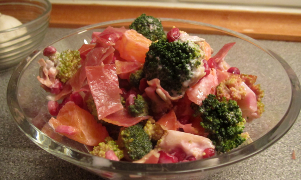sund broccolisalat fedtfattig udgave