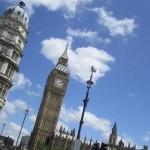 ferie i london