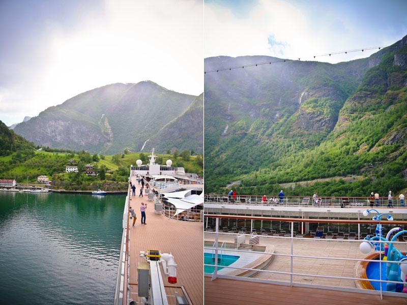Flåm i Norge