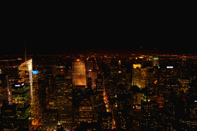 Se new york fra toppen