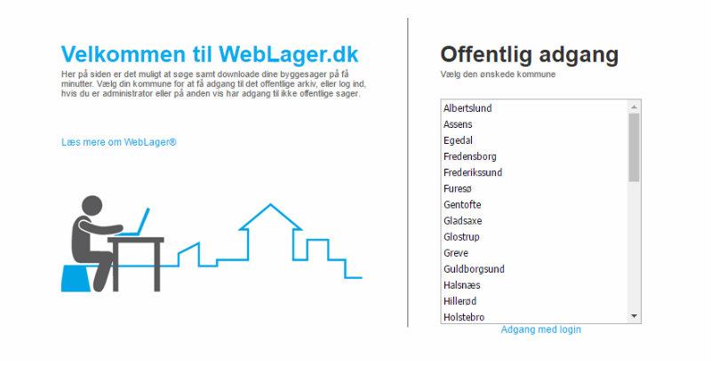 weblager