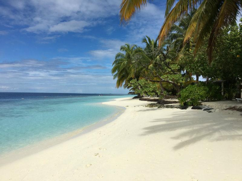 All inclusive på Maldiverne